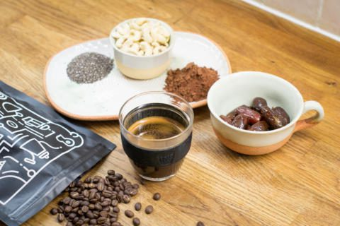 mocha protein ball ingredients